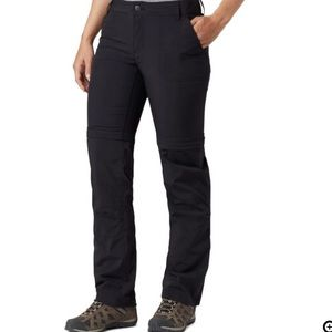 Women's Silver Ridge Convertible Pants 8Short